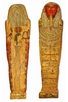 SARCOPHAGE - ART EGYPTIEN