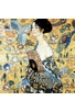 LA DAME A L'EVENTAIL - KLIMT
