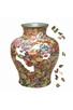 VASE MILLE FLEURS - ART CHINOIS