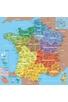 CARTE DE FRANCE DEPARTEMENT -