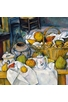 NATURE MORTE - CEZANNE