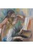 JEUNES FILLES AU PIANO - RENOIR