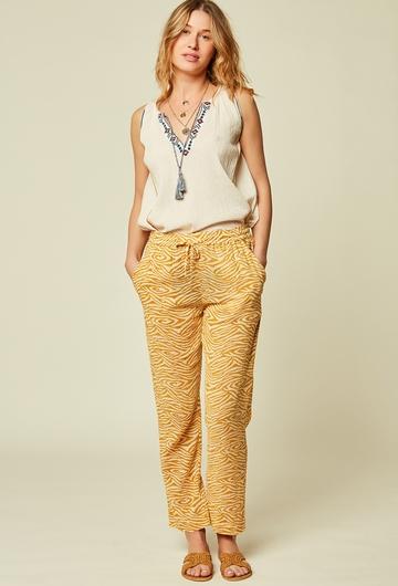 Notre pantalon Zaire a été conçu pour s'adapter à diverses
