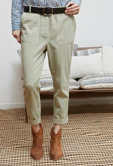 Le pantalon PEGASE signé Stella Forest est 100% coton et