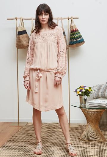 La robe RANUS signée Stella Forest est confectionnée en