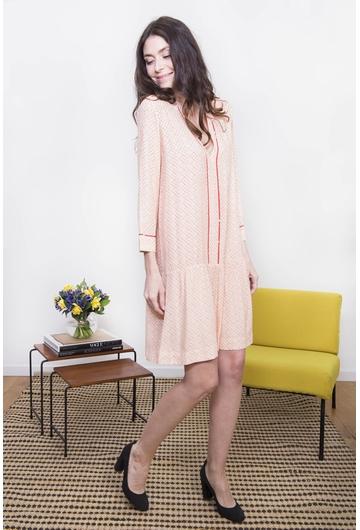 La robe RINAKO signée Stella Forest est confectionnée de