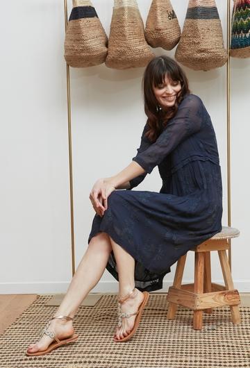 La robe ROSALINE signée Stella Forest apporte une touche