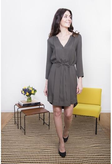 La robe ROMY signé Stella Forest est confectionnée de fibres