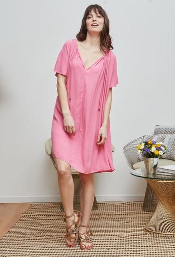La robe REGINE signée Stella Forest est confectionnée de