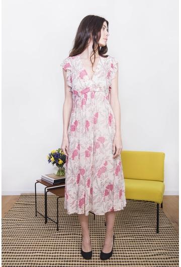 La robe RAPHAËL signée Stella Forest est très féminine et