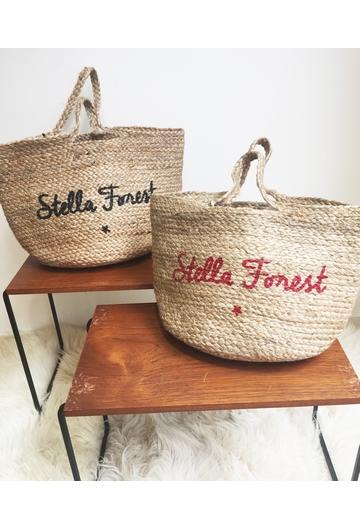 Le panier AGRIA signé Stella Forest est le best de l'été. On