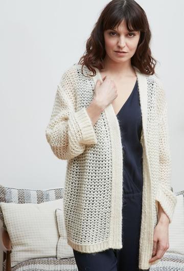 Le gilet GIZO signé Stella Forest en laine est idéal pour