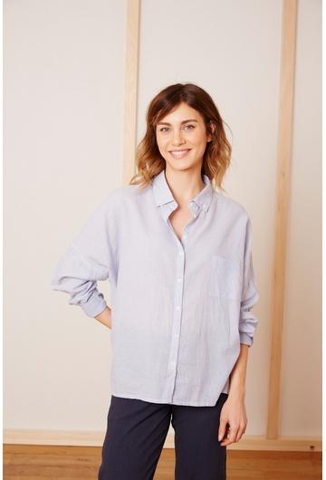 La chemise ERNEST signée Stella Forest est parfaite pour