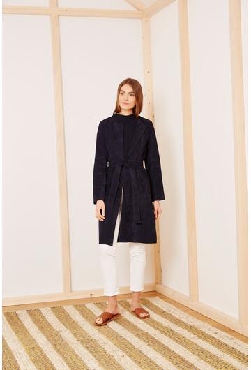 Le manteau CONOR signé Stella Forest est une pièce