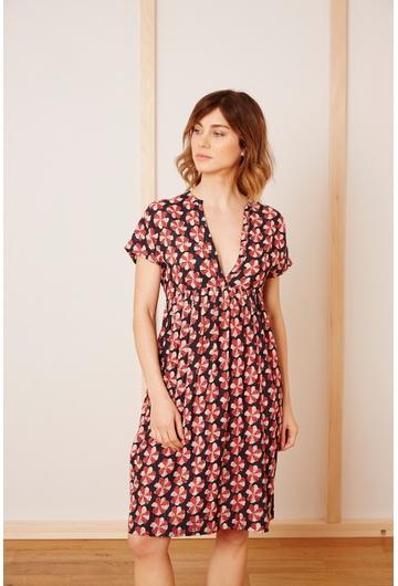 La robe courte DRIMIA signée Stella Forest à l'imprimé