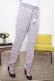 Le pantalon PATCHWORK signé Stella Forest est tout en motif