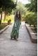 La robe RAPHIA signée Stella Forest à l'imprimé coloré est