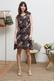 La robe RAMATUELLE signée Stella Forest est confectionnée de