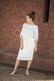 La robe ROSALIA signée Stella Forest est réalisée en gaze de