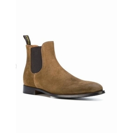 Boots Spontini, by Doucals - doublure cuir - semelle