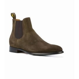 Boots Spontini by doucals - doublure cuir - semelle