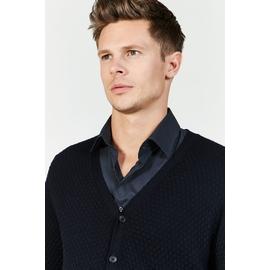 Gilet en laine by Spontini pour homme. - En laine mélangée :