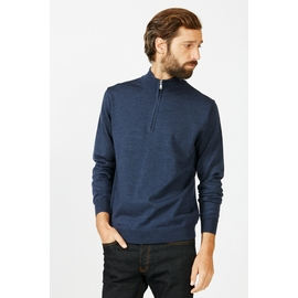 Pull by spontini - col camionneur - fermeture zip - 100%