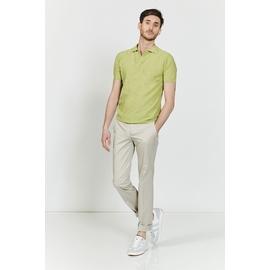 Polo en coton by Spontini pour homme. - 95% coton - 5%