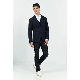 Veste en coton by Spontini pour homme. - Col à revers. - 3