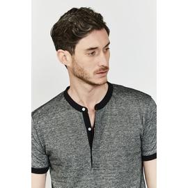 Tee-shirt en lin by Spontini pour homme. - En lin. - Aspect