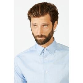 Chemise slim-fit en coton by Spontini pour homme. - Tissu