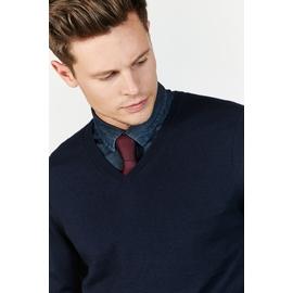 Pull en laine mérinos by Spontini pour homme. - En laine