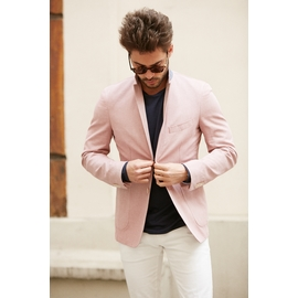 Veste en coton by Spontini pour homme. - 2 poches plaquées -
