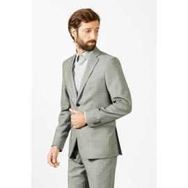 Costume ajustée by spontini - 100% laine vierge - tissu fil