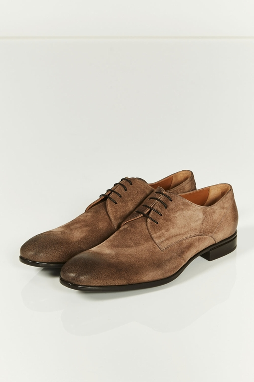 Chaussure - co branding spontini/doucals - bout rond - en