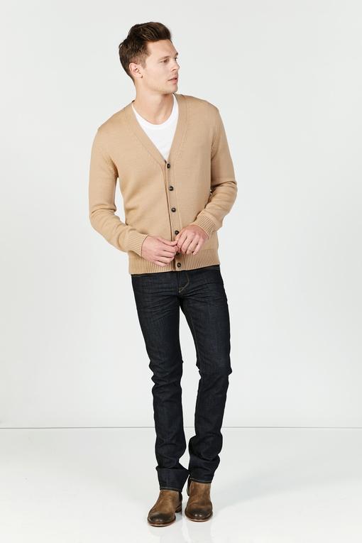 Gilet en laine by Spontini pour homme. - En laine. -