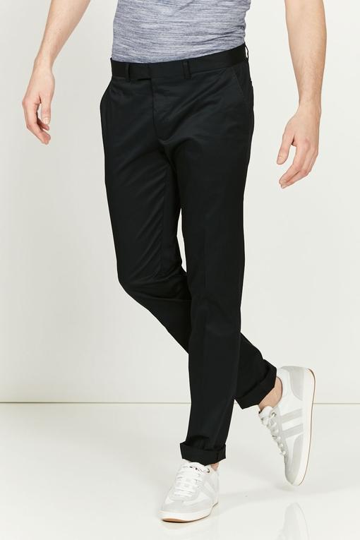 Pantalon chic by Spontini pour homme. - En coton extensible