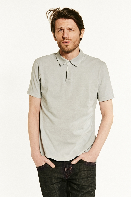 Polo by Spontini pour homme. - Manches courtes. - Coupe