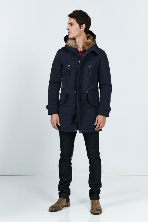 Parka PICADILLY by Spontini pour homme. - Manches longues