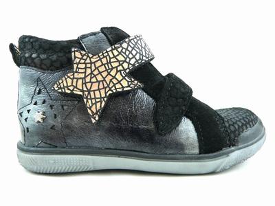 chaussure montante fille scratch mode enfant reims e leclerc. Black Bedroom Furniture Sets. Home Design Ideas