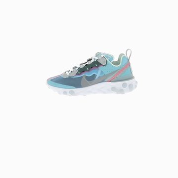 La Nike REACT ELEMENT 87 joue sur la transparence de la ZOOM