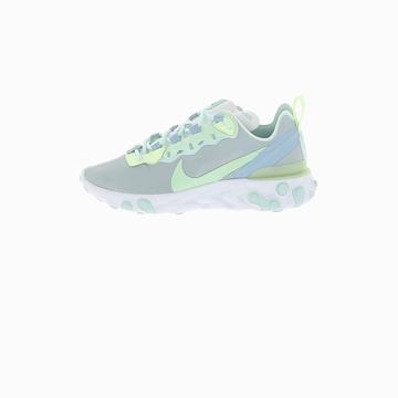 La Nike REACT ELEMENT 55 reprend les codes de la REACT