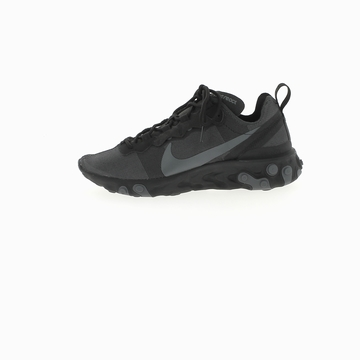 La Nike REACT ELEMENT 55 reprend les codes de la REACT