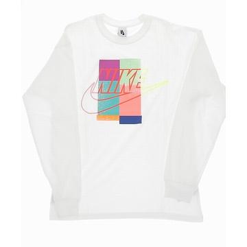 Le tee-shirt à manches longues Nike x atmos est conçue dans