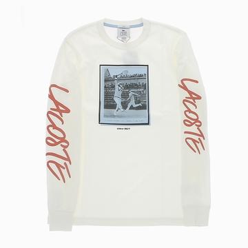 Le Buzz présente sa gamme de textile Lacoste, marque crée en