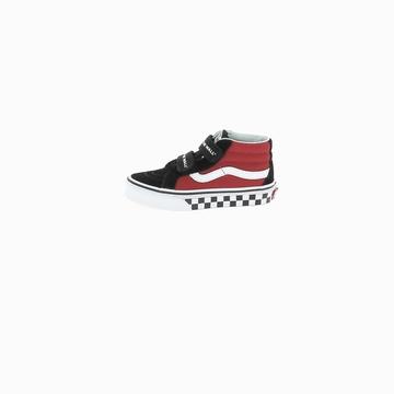 La VANS SK8-MID est une sneakers mi-montante avec son look