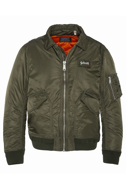 Cwu flight jacket 100th anniversary - Fermeture zippée - 2