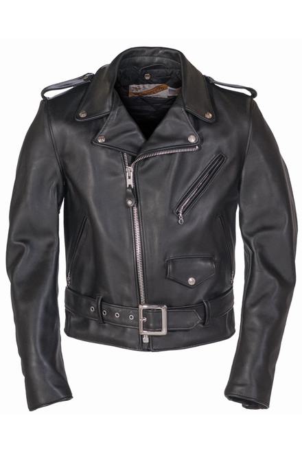 MOTOCYCLE JACKET NYC SCHOTT Perfecto Modèle 118 Veste de