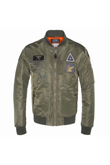 Cwu flight jacket 100th anniversary - Fermeture zippée. 2