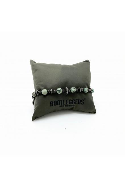 Bracelet Bootleggers Voodoo Child's, simple tour, perle